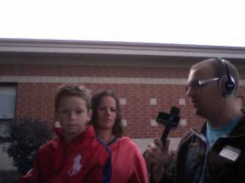 Shine.fm live at Crown Point Christian School See You At The Pole