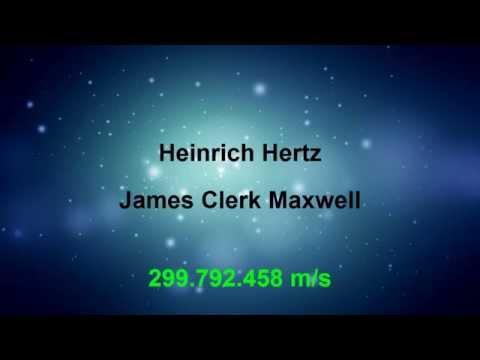 Berechnung der Lichtgeschwindigkeit - Wissenschaftsgeschichte