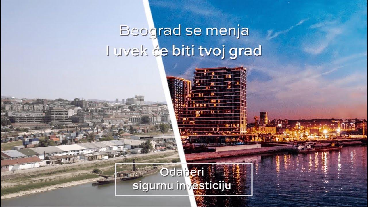 Belgrade Waterfront - Nekad i Sad