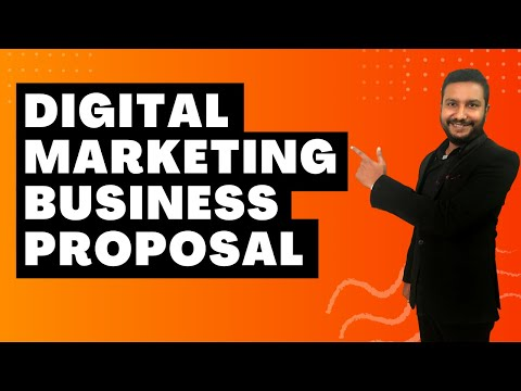 How to Create Digital Marketing Proposal Template PDF That Makes You Money and Wins Clients