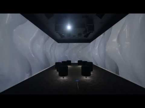 Video Mapping 360 Porcelanosa by Vitamin [HD]