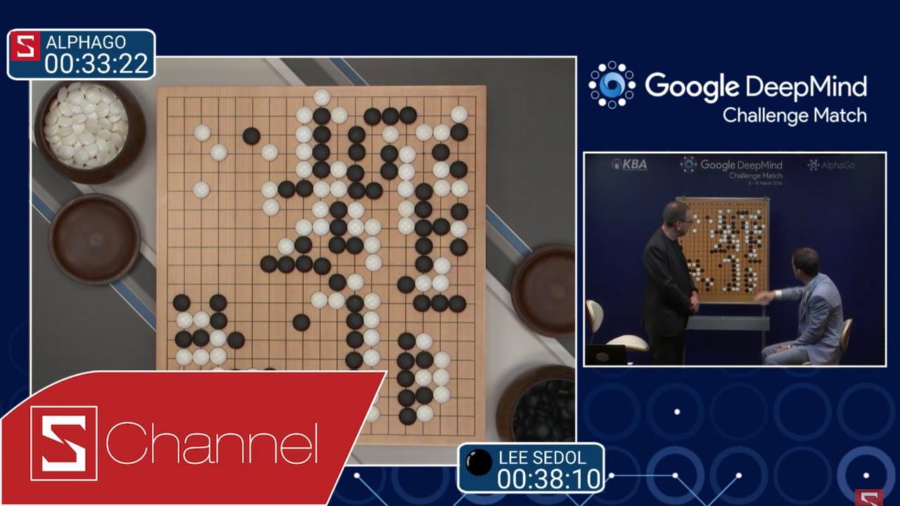 Schannel - Tại sao Alpha Go chiến thắng cờ vây là một bước ngoặt lịch sử  loài người? - YouTube