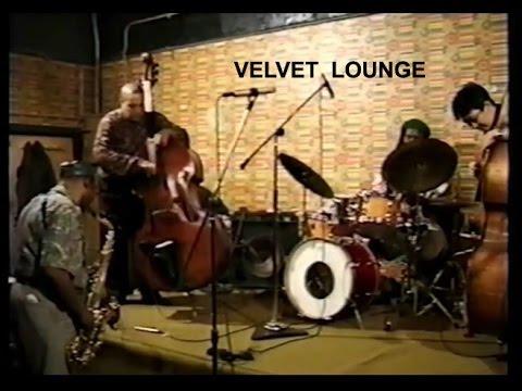 FRED ANDERSON, HAMID DRAKE, TATSU AOKI, HARRISON BANKHEAD - 1998 @ Velvet Lounge - CHICAGO