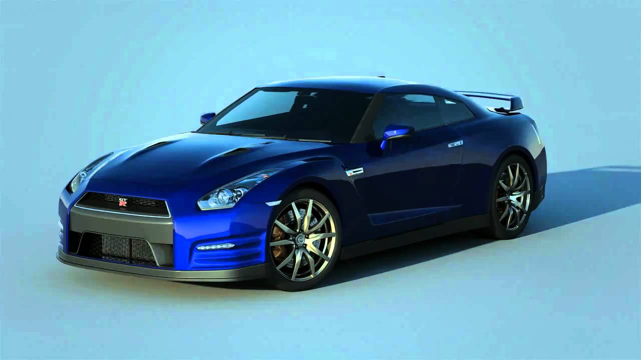nissan gt r r35 2012 in 3dsmax youtube. Black Bedroom Furniture Sets. Home Design Ideas