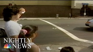 Latinos Fled Violence In Home Countries, Faced More Of The Same During LA Riots | NBC Nightly News