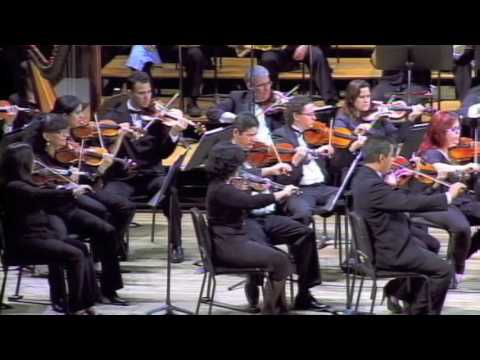 Symphonic  Orchestra. Americanos. Diego Silva Silva