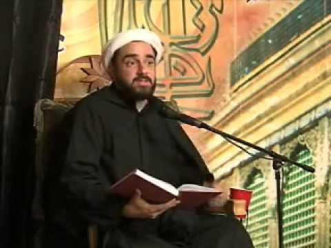 Sheikh Farrokh Sekaleshfar On Dua Kumayl