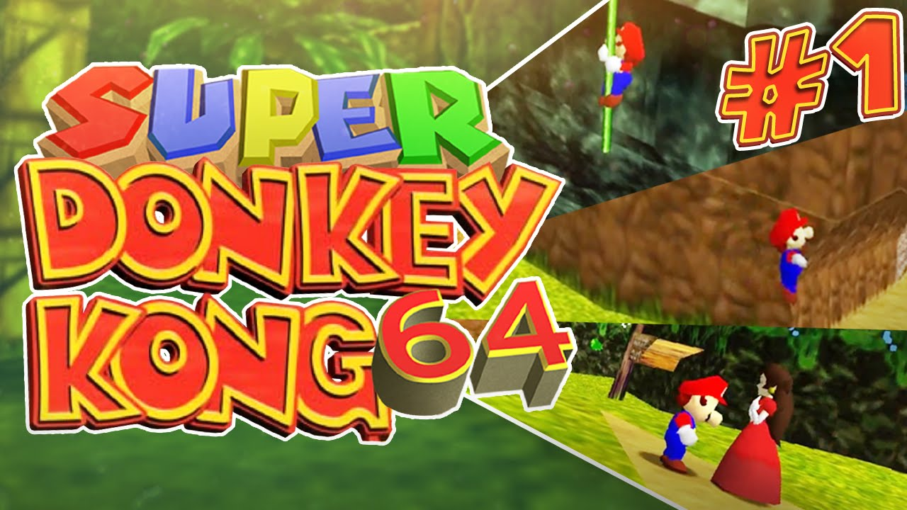 donkey kong 64 cool rom