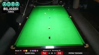 Aura Biljardi - Snooker Table 1 Live Live Stream