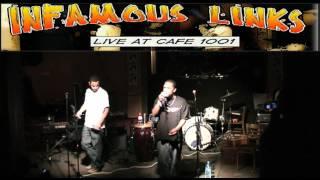 Infamous links Girl Like Mine (Nathan Adms) (live @Cafe 1001)