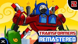 Trainsformers 200T Remastered - Widescreen
