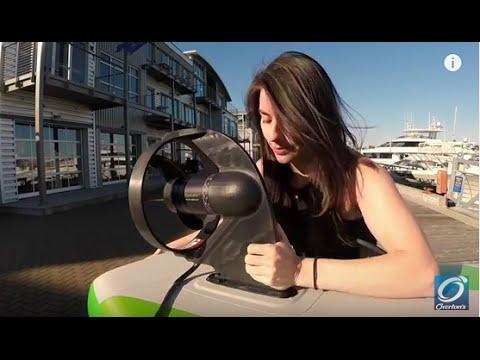 ElectraFin Motor For SUP/Kayak
