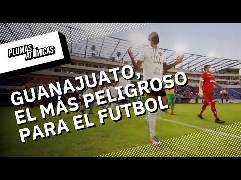 Futbol en zonas de guerra: Guanajuato