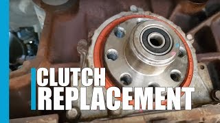 Clutch replacement toyota landcruiser prado 150 series 2010 diesel