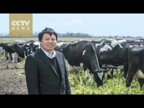 Chinese firm acquires Australia's largest dairy company