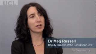 Dr Meg Russell on Lords reform: what next