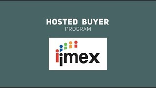 IMEX Frankfurt 2018 - Buyer Program Promo by EVINTRA