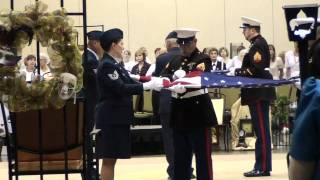 """Flag Ceremony"" - Order of the Eastern Stars - Georgia - Bagpipes"