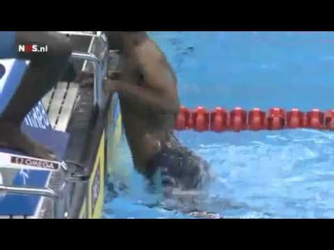 Swimmer's False Start is Truly Embarrassing