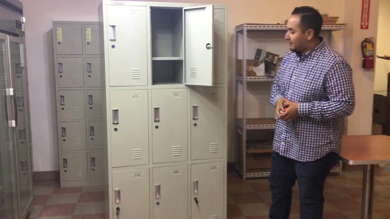 school gym doors. 9 Door Locker Office Metal Box Lockers Cabinets Storage School Gym LOCKER Vertical Filing File Doors I