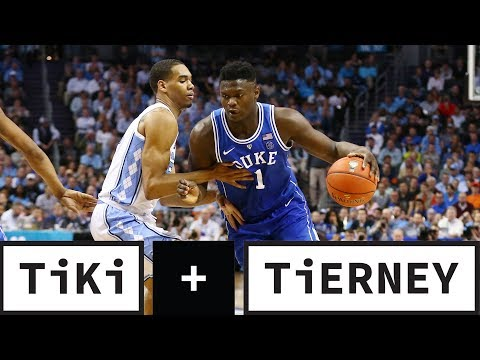 Will Zion's injury affect his career? | Tiki and Tierney