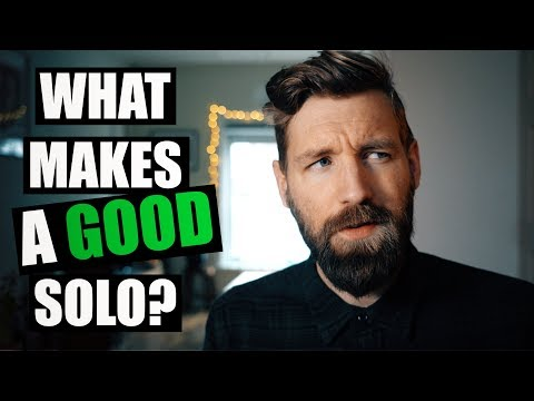 About That John Mayer Solo...
