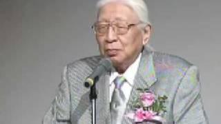 堀場雅夫様 祝辞 京都コンピュータ学院創立45周年記念式典