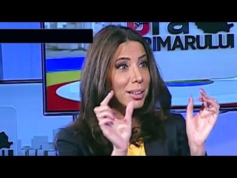 LAURA CHIRIAC, Interviu Cu Scandal In Direct La TV - Mai 2016 HD 720P