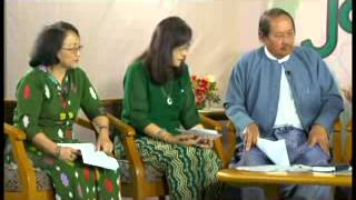 2014 Myanmar census (Talk Show)