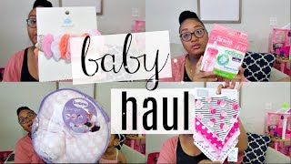 HUGE BABY HAUL | Destiny