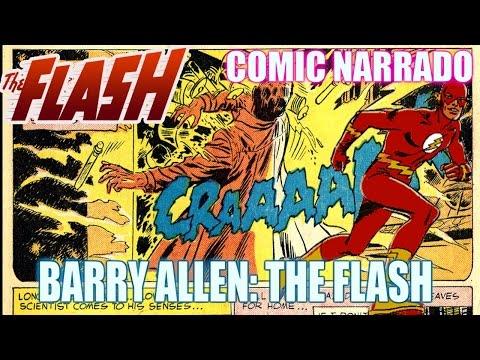 THE FLASH: EL ORIGEN DE BARRY ALLEN  - Comic Narrado a Detalle - The Flash Comics