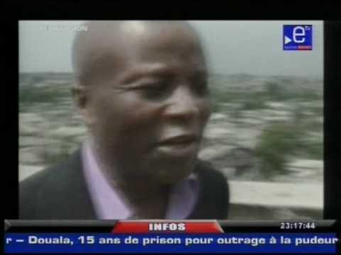 Hervé Emmanuel Nkom - l' enfant de nkongmondo - de la cité