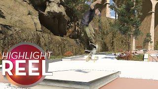 Highlight Reel #506 - Skate Move Destroys Physics