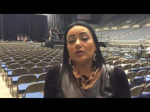 Native American writer reacts to Trump's Pocahontas comment
