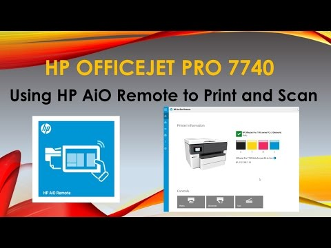 Repeat HP Officejet Pro 7740 : Clearing paper jams by Technology