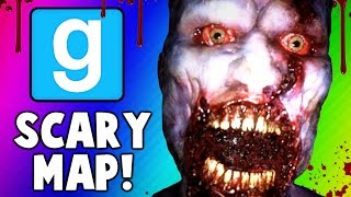 "Gmod Scary Maps - Intense Jump Scare, ""Degreeses"", Worst Ending (Garry"