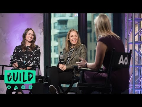 "Sara Bareilles And Jessie Mueller Discuss Their Broadway Show, ""Waitress"""