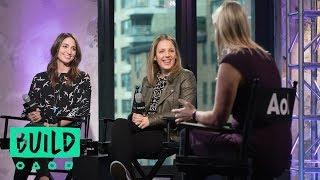 Sara Bareilles And Jessie Mueller Discuss Their Broadway Show,