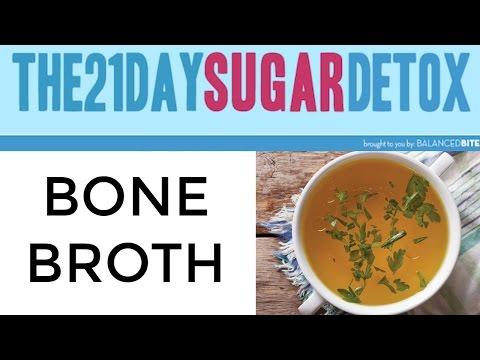 21 bone broth diet plan printable