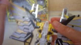 Lightning Ryukendo and Lightning Eagle(JuuOu) R-A 11