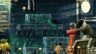 Metal Slug 3 arcade 2 player Netplay game