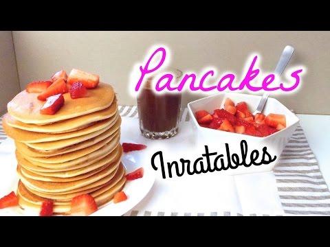 [ Recette ] Pancakes INRATABLES