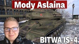 Mody do 9.15 - Aslain's ModPack - Bitwa na IS-4 - World of Tanks