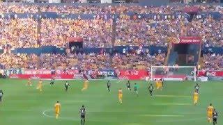 Tigres vs Dorados 5-2