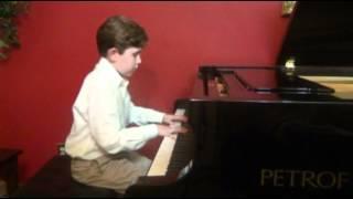 Gavin M. George (9), Liszt