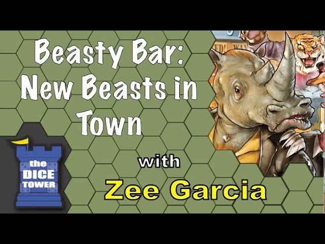 Zoch 601105143 Beasty Bar Born to be Wild Juego de Cartas con Cartas XXL en una Nueva Caja a Partir de 8 a/ños