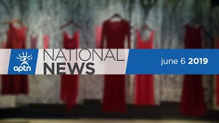 APTN National News June 6, 2019 – Grassy Narrows chief heads to Ottawa, Young Inuk's death in jail