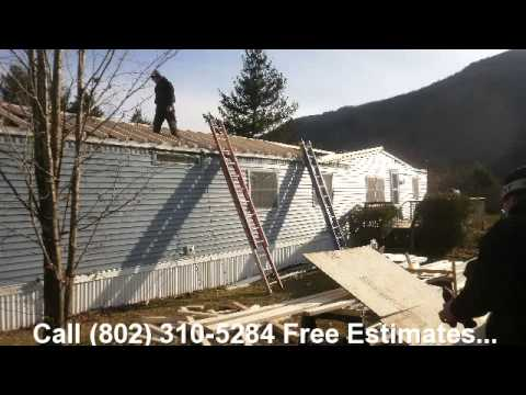 Roofing Company Huntington Vermont (802) 310 5284 Vermont Roofing  Contractors