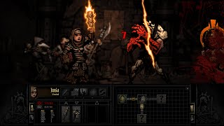 Darkest Dungeon PAX Prime 2014 Demo Gameplay - THE RUINS