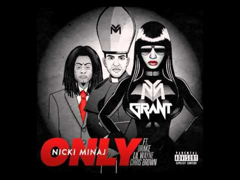 Nicki Minaj ft Drake Chris Brown Lil Wayne - Only DJ Grant Club Remix [CRAZY!!! FREE DOWNLOAD]